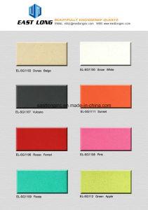 Pure White Artificial Quartz Stone Countertops Wholesale pictures & photos