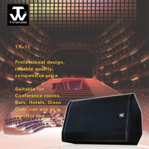 12inch Stage DJ Monitor Full Range 2way Loudspeaker