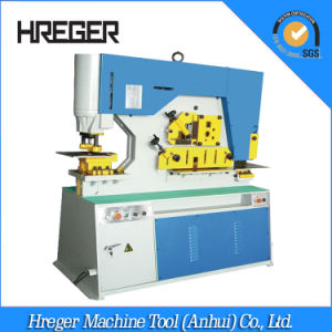Hydraulic Steel Worker for Sheetmetal, Cutting, Bending and Punching Machine pictures & photos