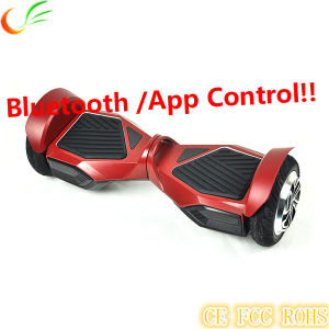 Multifunctional 8 Inch Europe Hot Smart Board Hoverboard with Bluetooth Speaker pictures & photos
