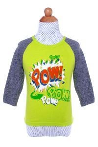 Wholesale 2014 Custom Polo Shirt Children Clothing (CS134)