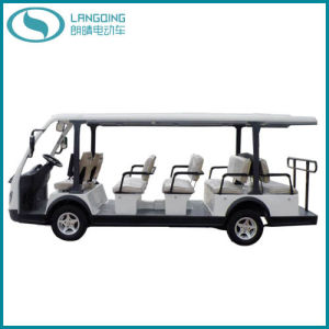 CE Electric Car Sightseeing Car 14 Seats (LQY145B)
