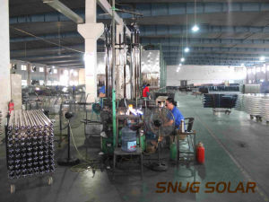 Heat Pipe Solar Vacuum Tube Supplier in China with CE Certificate pictures & photos