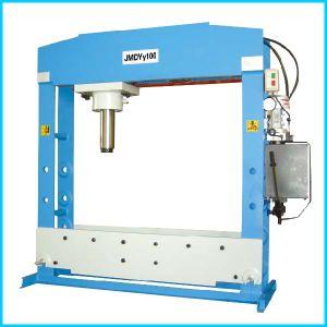Power Operated Hydraulic Press Jmdyy100