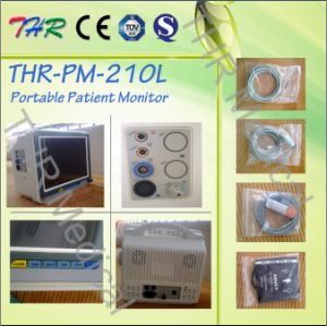 Thr-Pm-210L High Technical Hospital Portable Medical Patient Monitor pictures & photos