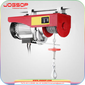 Mini Electric Hoist with Cheap Price pictures & photos