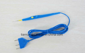 Ce Marked Disposable Electrosurgical Pencil pictures & photos