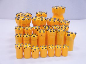 Tapered Rods and Button Bits for Drilling Bits Tools (TH22L050) pictures & photos