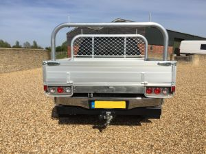 100kg Aluminum Pickup Truck Bed with 2 Tonne Loading Capacity pictures & photos