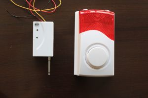 Indoor/Outdoor Wired/Wireless Optical Siren for Alarm System pictures & photos