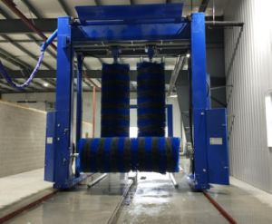 Automatic Bus Washer Type Machine pictures & photos