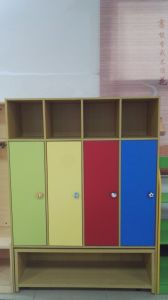 Beautiful Children Cabinet Wardrobe for Wholesale (SF-91C) pictures & photos