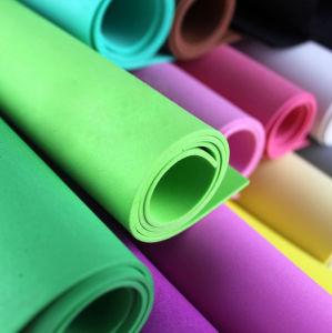 2mm EVA Sheet, EVA Rubber Sheet, Color EVA Foam Sheet pictures & photos
