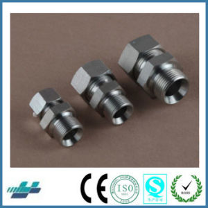 Stainless Steel Metric Thread Bite Type Tube Fittings pictures & photos