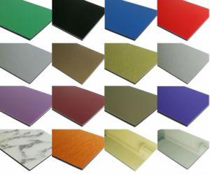 Insulated Aluminum Corrugated Roof Composite Panels pictures & photos