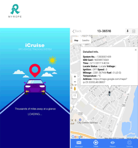 Powerful Cloud Server Based GPS Bus Tracking System pictures & photos