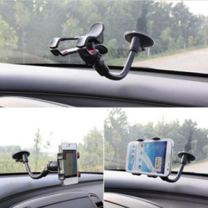 Universal Car Phone Holder Window Windshield Mount Suck Holder 360 Adjustable Mobile Phone Holder pictures & photos