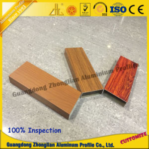 China Manufacturer Anodized Powder Coating Aluminium Profile Square Tube pictures & photos