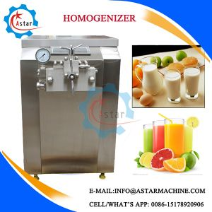 Test Use Small Capacity Cosmetic Cream Homogenizer pictures & photos