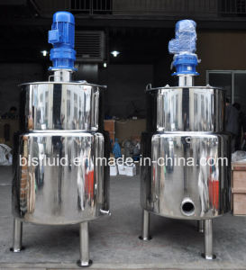 Bls Jacketed Bar Soap Making Machine/ Machines for Making Soap pictures & photos