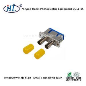 Sc-St Sm/PC Duplex PC Fiber Optic Adapter Good Exchangeability pictures & photos