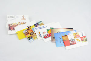 Promotional Gift Flash Drive Card with Double Side Printing (kp) pictures & photos