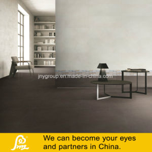 Brown Semipolished Full Body Porcelain Tile for Wall and Floor pictures & photos
