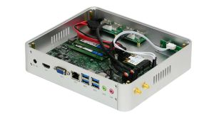 Newest Computer CPU I5 Fanless Barebones Motherboard 7200u Small Size PC pictures & photos