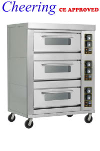 Gas Oven Bakery Equipment Oven for Bread Baking Pizza Oven pictures & photos