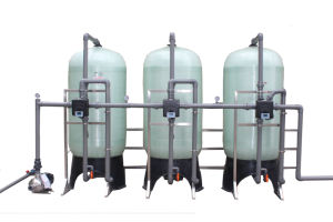 Water Filtration with Reverse Osmosis System for Surface Water Ck-RO-4000L pictures & photos