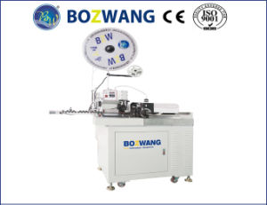 Bzw-4.0+Z Automatic Single End Terminal Crimping Machine-4 Wire pictures & photos