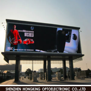 P10mm Full Color Outdoor LED Display Billboard pictures & photos