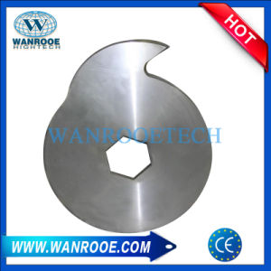 Pnss Double Shaft Shredder Blades and Knives for Plastic Metal Recycling pictures & photos