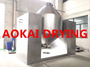 Gszg Series Double Cone Rotating Vacuum Dryer Machine (NO POLLUTION TYPE) pictures & photos