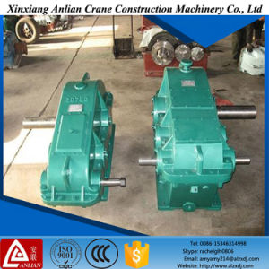 High Torque Soft Tooth Cylindrical Gear Variable Speed Motor pictures & photos
