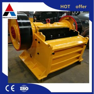 High Efficiency Jaw Crusher Pex Series pictures & photos