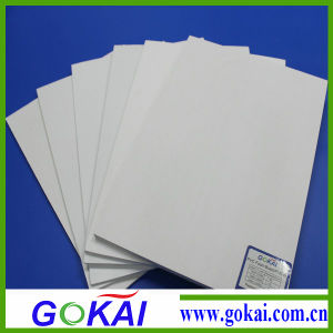 3mm 5mm 0.45 Density UV PVC Board Printing pictures & photos