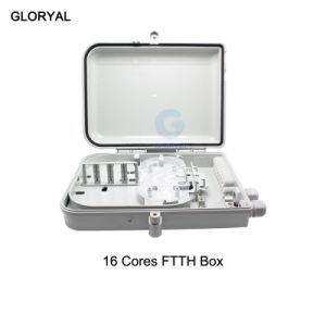 16 Cores FTTH Box pictures & photos
