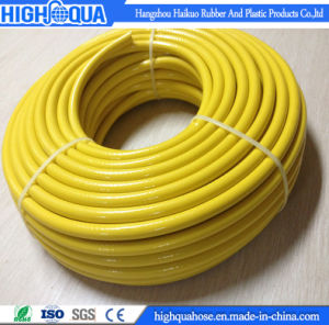 Flexible PVC Reinforced Garden Hose/ Water Hose/ Irrigation Hose pictures & photos
