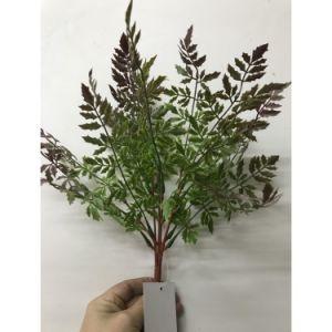Plastic Leaf Party Home Decoration Lavender Artificial Flower pictures & photos