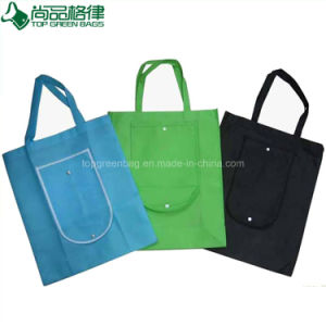 Recycle Promotional Cheap Eco Friendly Non-Woven Foldable Shopping Bag pictures & photos