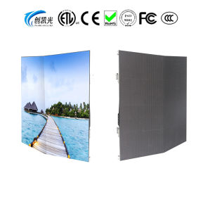 Indoor P4.81 mm Rental Full Color LED Display Panel pictures & photos