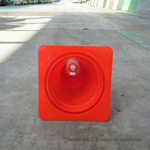 Jiachen PVC 500mm High Quality Traffic Cone pictures & photos