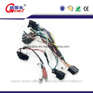 High Quality Custom VW Audi BMW Stereo Radio Automotive Wire Harness pictures & photos