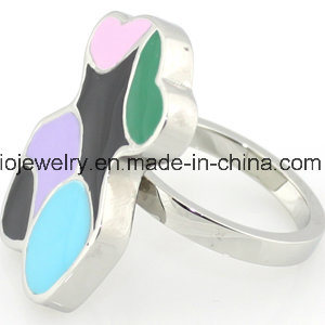 Bear Design Jewelry Ring for Spain Market pictures & photos