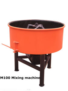 Mixing Machine for EPDM Granules and PU Binder (M100) pictures & photos