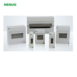 White Fire-Proof 50A 63A IP30 Txm-36way Distribution Board pictures & photos