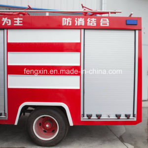 Emergency Rescue Truck Parts Aluminum Alloy Roll-up Shutter Door pictures & photos
