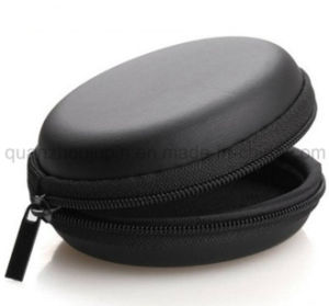 OEM PU USB Cable Wire Earphone Bag Case pictures & photos