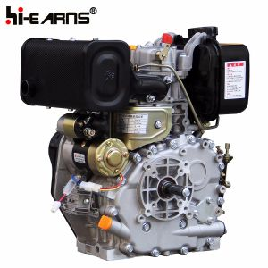 6HP Diesel Engine with Keyway Shaft (HR178F) pictures & photos